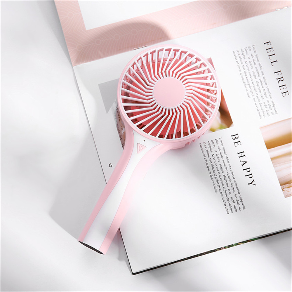 Portable Handheld Rechargeable Foldable Mini USB Fan Air Cooler Air Conditioning Fans Cooling Fan Battery (10)