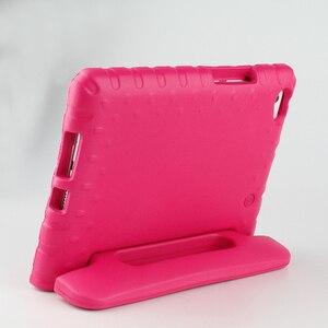 """Image 5 - Kind Tablet Stoßfest fall Für Huawei MediaPad M3 Lite 8 8,0 """"Silikon Abdeckung Für HUAWEI CPN L09 CPN AL00 W09 8 """"EVA Fall Abdeckung"""