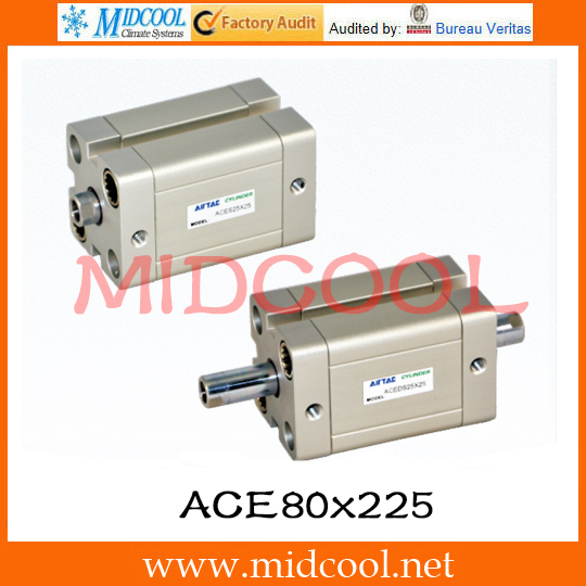 Original AirTAC Compact cylinder ACE Series ACE80x225 original airtac compact cylinder ace series ace100x30