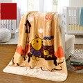 1.0x1.3m Baby Infant Blankets Children Character Sleepwear Child Bedding Clothings  Soft Bedding Swaddle Blanket mantas de bebe