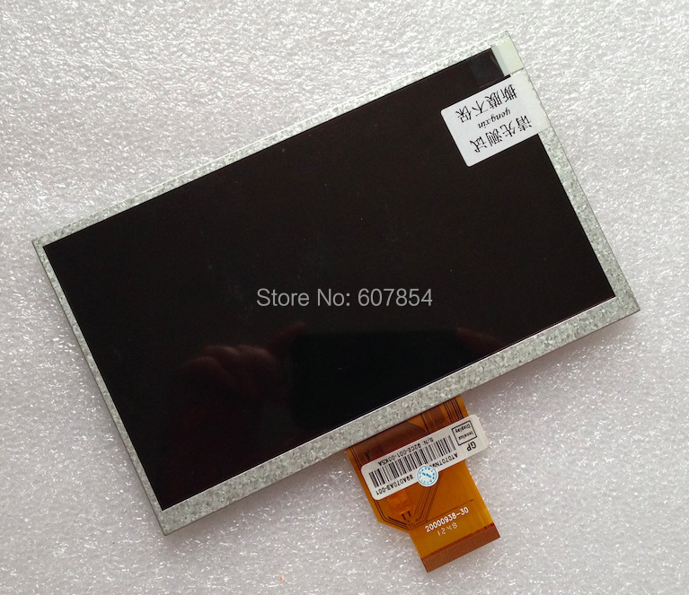 7 Inch Tablet GPS DVD Display LCD AT070TN90 20000938-30 3MM Teclast PT76I P75A Gemei G3 KO M18 Ramos T18 Tablets LCD Replacement new 7 inch p76ti 20000938 00 at070tn90 v 1 30 taiwan lcd display screen 20000938 5mm 20000938 3mm