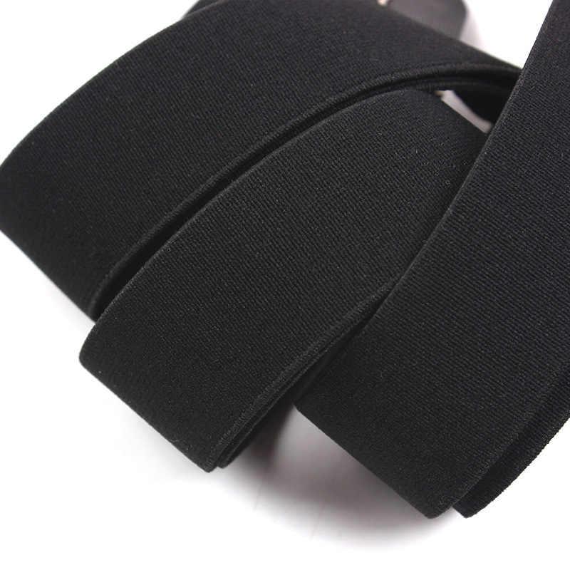 Gourd Пряжка Дизайн Рубашка Остается пояс с подвязкой эластичные мужские подтяжки для рубашки держатель Tirantes регулируемые носки застежка подвязки
