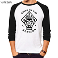Fashion Bring Me The Horizon T Shirt Men Hip Hop Music Band Fitness T-shirt Cotton Heavy Metal T Shirts Mens Casual Tshirts