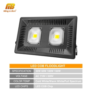 Image 2 - Led Grow Light Floodlight Full Spectrum Phyto Lamp IP65 110V 220V AC Grow Light 30W 50W 100W 150W For Plant Growth