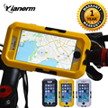 Yianerm Bike Phone Holder Waterproof Phone Case MTB Riding Holder Mobile Phone Bag Bike Mount Stand For iPhone5s/6s/6plus