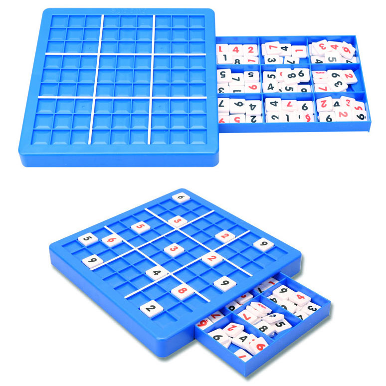 Sudoku Cube Number Game Sudoku Puzzles for Kids Adult Math Toys Jigsaw Puzzle Table Game Children Learning Educational Toys