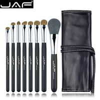 Specail Offer Stock Clearance Make Up Brush Sets In Leather Case With String