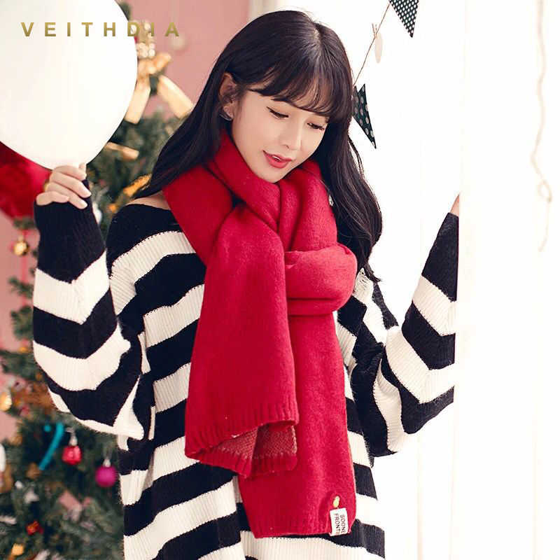 New Autumn Winter Female Wool Pineapple Scarf Women Cashmere Scarves Wide Lattices Long Shawl Wrap Blanket Warm Tippet Drop Ship
