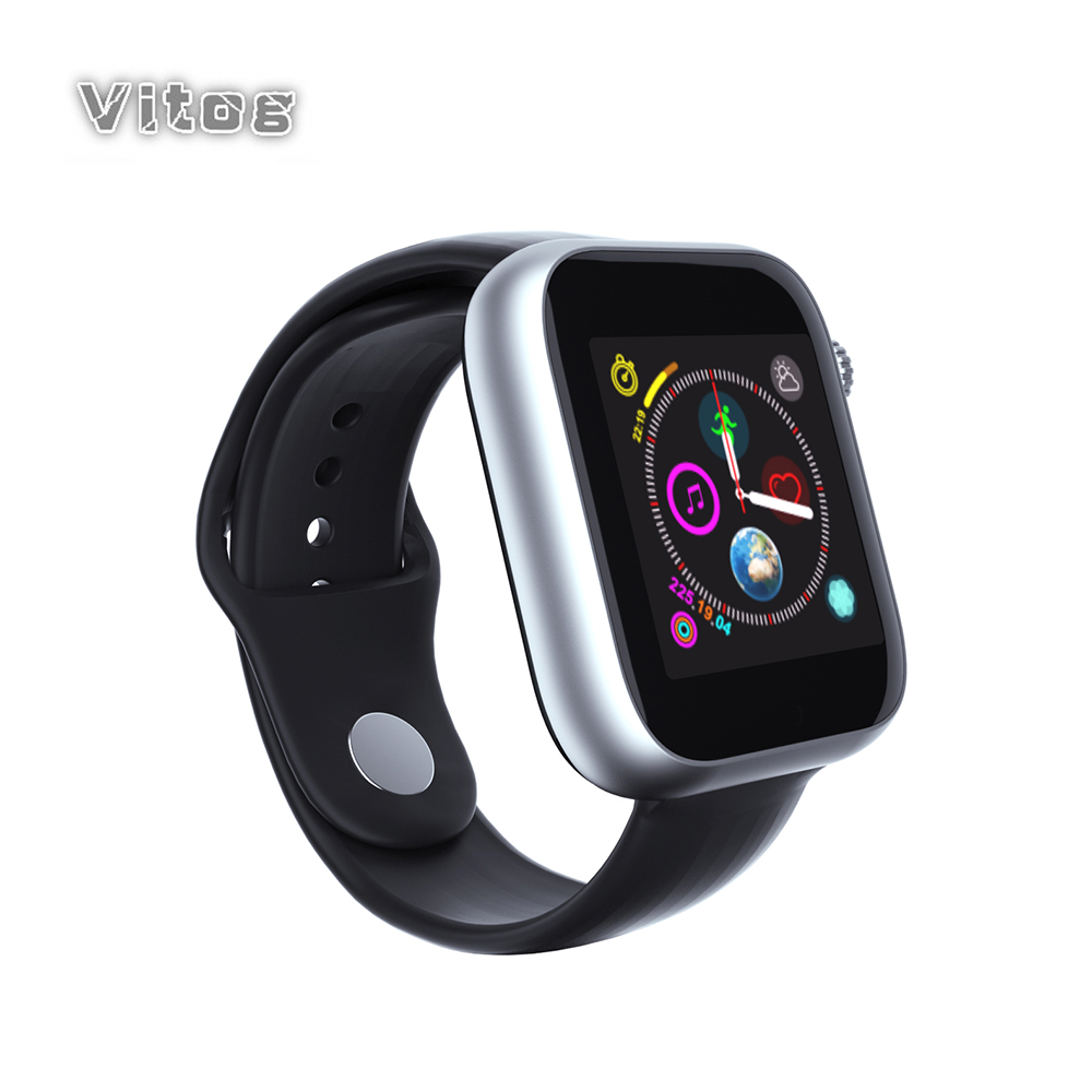 Sport Bluetooth Smartwatch for man women with Camera Touch Screen support 2g Sim for IOS Android 2019 Smart Watches for kids-in Smart Watches from Consumer Electronics