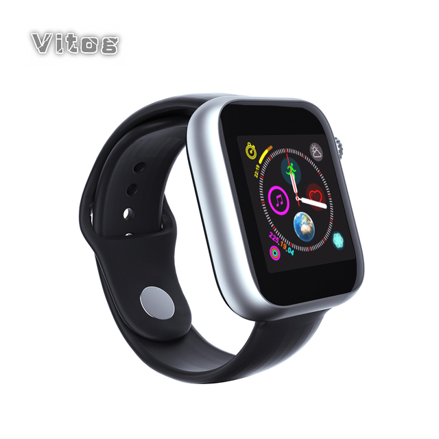 Sport Bluetooth Smartwatch for man women with Camera Touch Screen support 2g Sim for IOS Android 2019 Smart Watches for kids