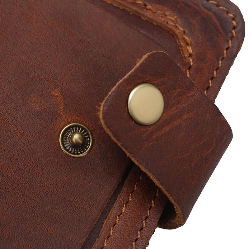 Short Genuine Leather Men Wallet brand solid leather Wallet Men Cow Leather purse small male purse card holders etya men s wallet genuine leather short