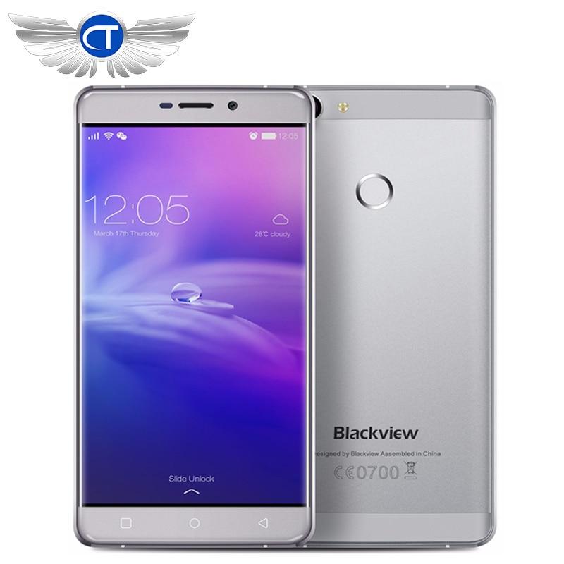 Original Blackview R7 5 5 FHD 4G FDD Smartphone MTK6755 Octa Core Android 6 0 4GB