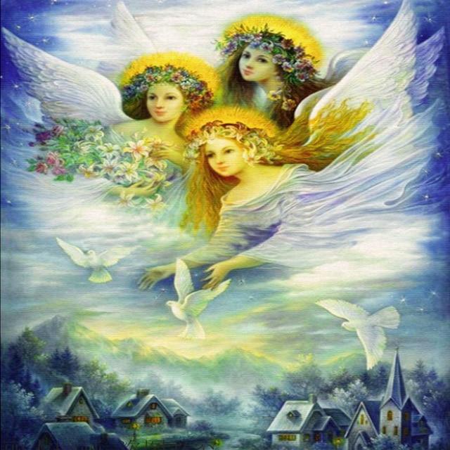 free wallpaper of angels