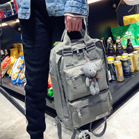 New Arrival Oxford Cloth Japanese Korea Style Waterproofing Shoulders Backpack Fashion Casual Shopping Travel Lady Backpack