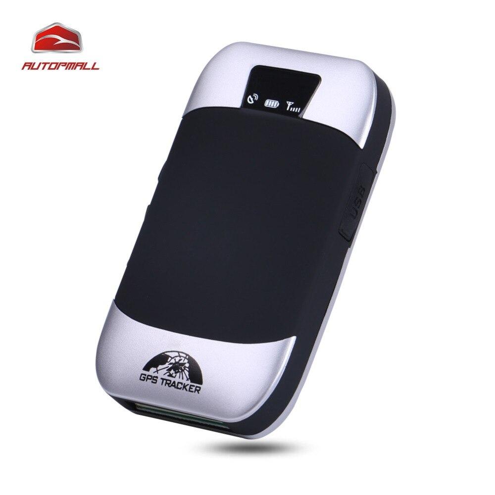 2939bf2ed جهاز تتبع السيارات gps المقتفي المركبة GPS303H gps lbs لتحديد صوت رصد سيارة  9-40 فولت الجهد إنذار الباب قطعت النفط