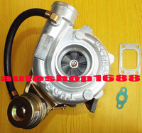 GT28 GT2860 GT28 2 .49 A/R rear .42 a/r internal wastegate water T25 T28 150 280hp water&oil cooled 5bolts Turbo turbocharger