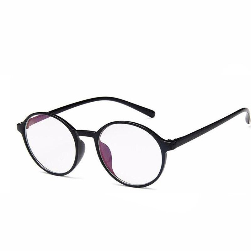 95752af83bd 2018 Fashion Vintage Women Glasses Frame Men Eyeglasses Frame Vintage Round  Clear Lens Glasses Optical Spectacle Frame