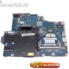 NOKOTION материнская плата для ноутбука lenovo G565 Z565 основная плата NAWE6 LA-5754P разъем S1 DDR3 с бесплатным процессором