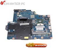 NOKOTION Laptop Motherboard For Lenovo G565 Z565 Main Board NAWE6 LA 5754P Socket S1 DDR3 with Free CPU