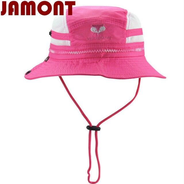 8081e51279d2  JAMONT  bande dessinée mignon enfants soleil d été chapeau enfant  Respirant maille seau