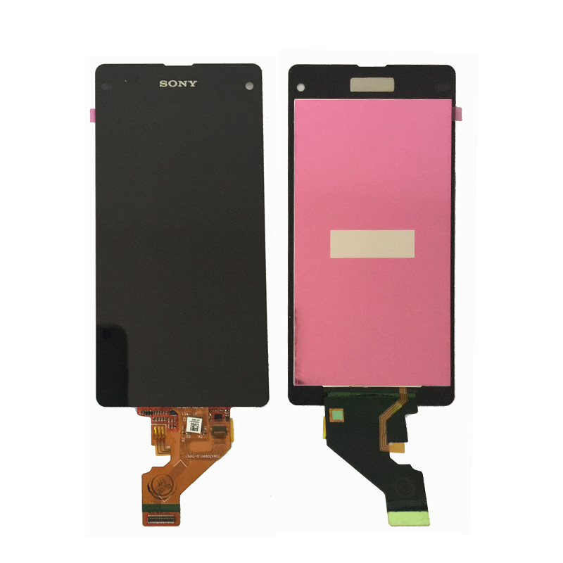 4.3 Adhesive For Sony Xperia Z1 Mini Compact D5503 M51W LCD Display Touch Screen Digitizer Assembly Free shipping