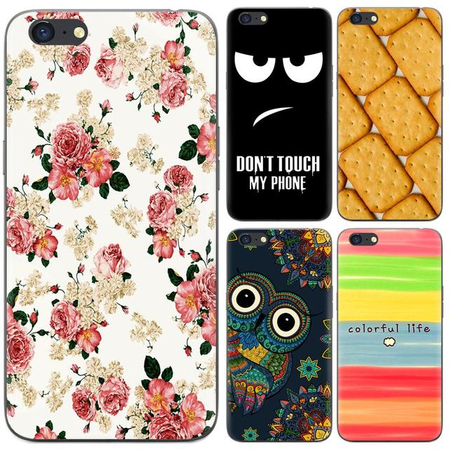 Phone Case For OPPO A71 5.2-inch Cute Cartoon High Quality Painted TPU Soft Case Silicone Cover