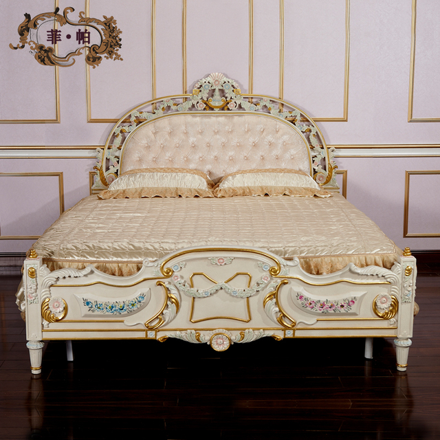 Luxury Wooden Bedroom Furniture Free Shipping