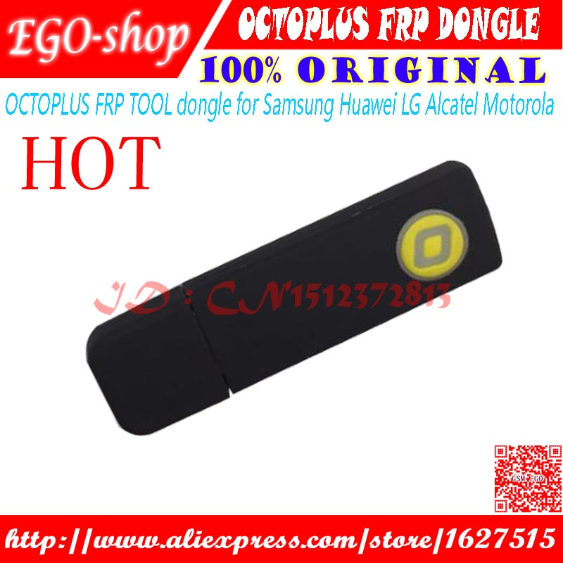 US $62 88 |gsmjustoncct OCTOPLUS FRP TOOL dongle for Samsung Huawei LG  Alcatel Motorola-in Telecom Parts from Cellphones & Telecommunications on