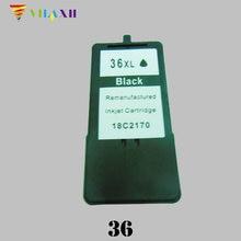 For Lexmark 36 xl 36xl Ink Cartridge for Lexmark36 X3650 X4650 X5650 X5650es X6650 X6675 Z2420 printer