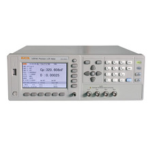 U2816A Precision LCR Meter Digital Bridge Tester New Design Insulation Resistance Electronic Component Tester u2836 digital lcr meter digital bridge