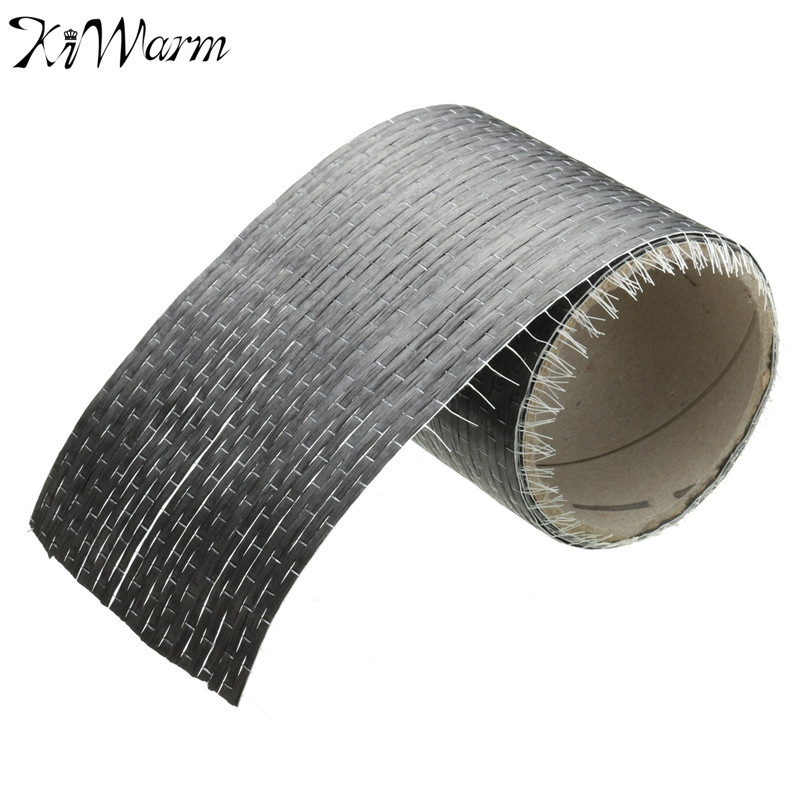 180cm 12K 200G Carbon Fiber Cloth Black Carbon Fabric Use for Commercial Industry Fire Protection Architecture Space 10cm Width