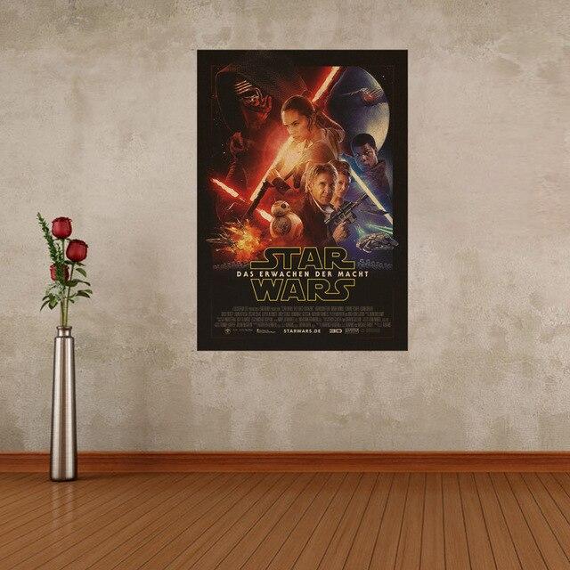 Star wars poster casa decorazione bar decorazione soggiorno oggetti ...