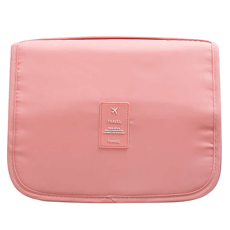 BEAU-Women Men Large Waterproof Makeup Bag Women Toiletries Bag Men Travel Wash Kit Beauty Cosmetic Bag
