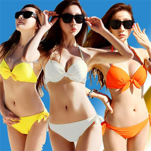 bathing suits mixed colors plus size female sexy bikini ladies swimwear font b Sports b font