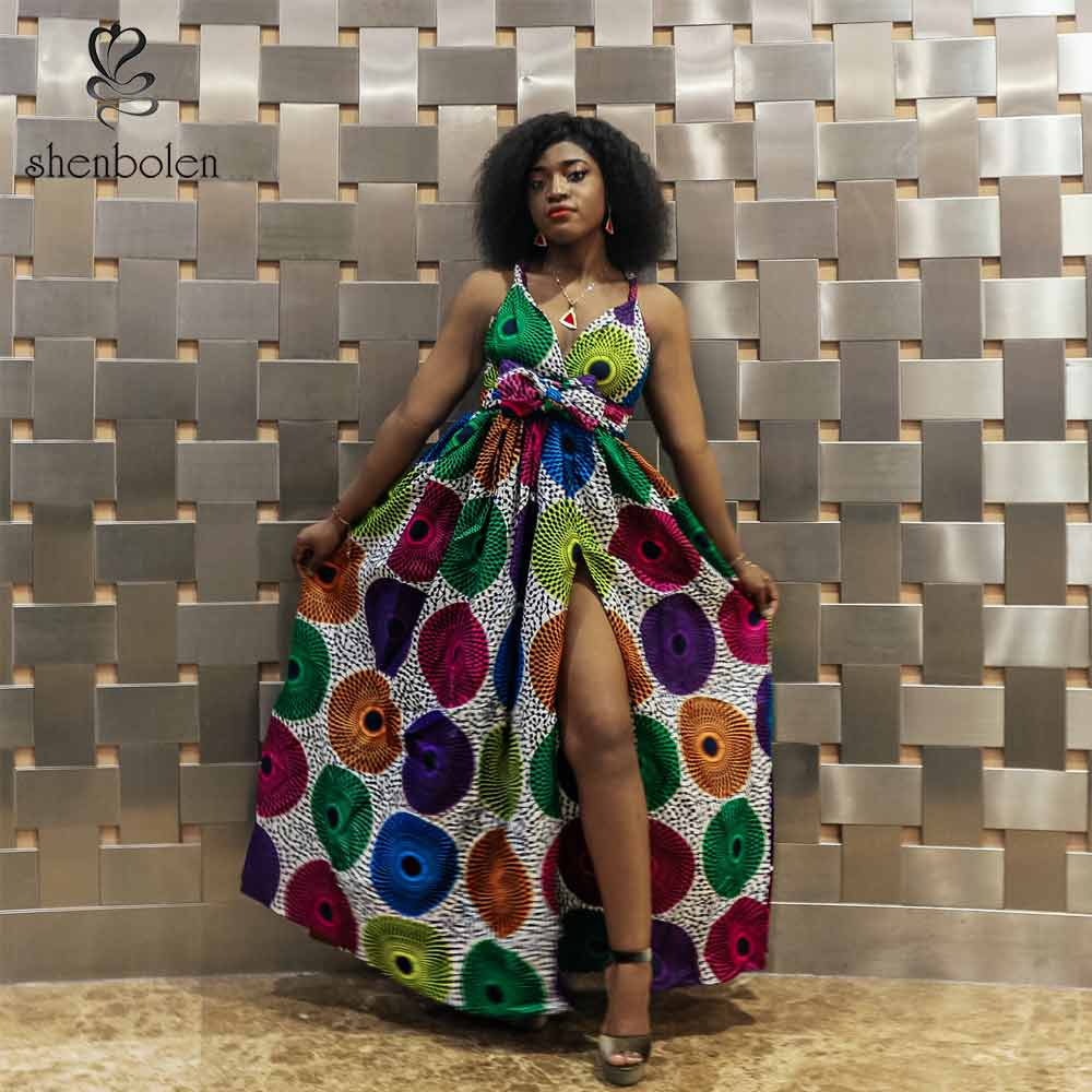 African women party dresses Fashion Maxi Long dress African Dresses for Women Dashiki dress Party dresses