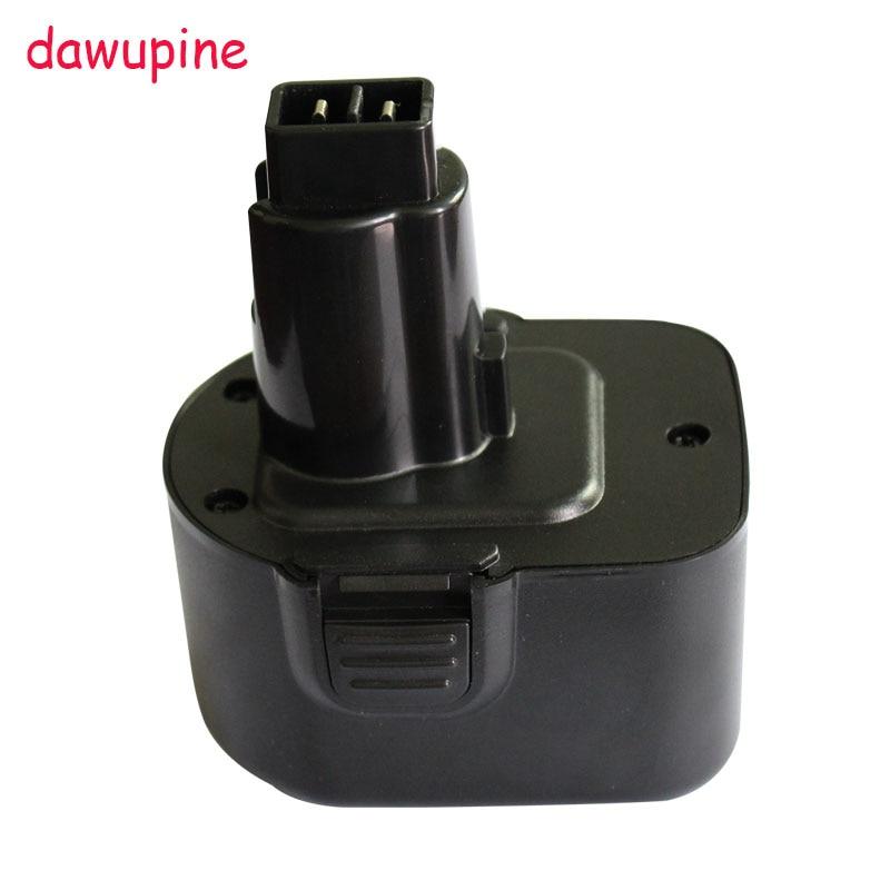 dawupine DC9071 NI-CD/MH Battery Plastic Case (no battery cell ) For Dewalt 12V DE9037 DE9071 DW9072 DE9075 DE9501 DW9071 DW9072