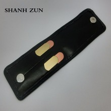 SHANH ZUN Mens Copper Collar Stays Collar Stiffeners 2 Colors 2.2