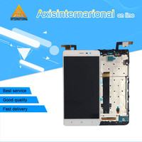 Axisinternational LCD Screen Display Touch Panel Digitizer With Frame For Xiaomi Redmi Note 3 International Pro