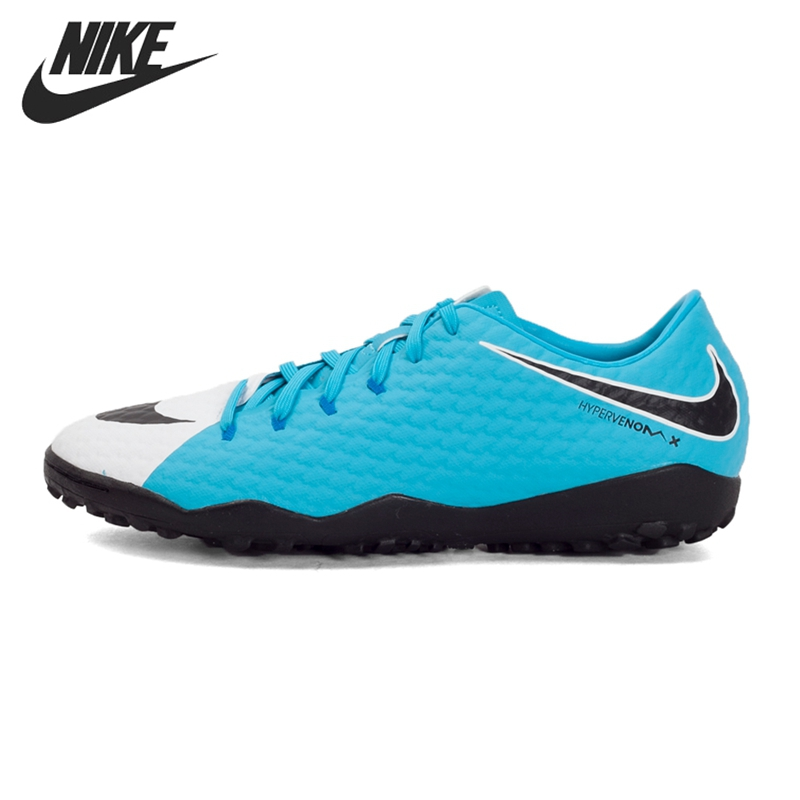 Original New Arrival 2017 NIKE HYPERVENOMX PHELON III TF Men's  Football Soccer Shoes Sneakers tiebao a13135 men tf soccer shoes outdoor lawn unisex soccer boots turf training football boots lace up football shoes