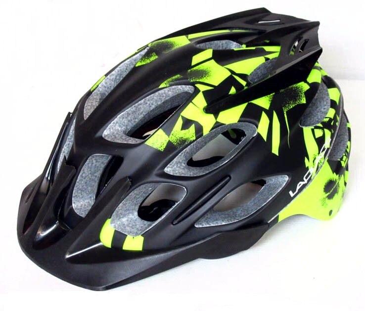 ultralight bicycle PC lenses goggles helmet cap Mountain road bike racing cycling mtb helmet bland evade safety sport helmet