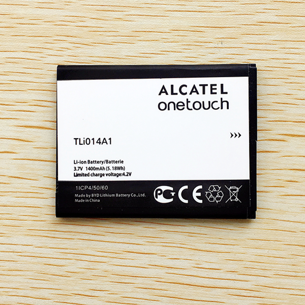 CUUSEY 1400mAh Battery For Alcatel one touch Fire 4012