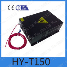 цена на High quality 150w  220v  co2 laser power source  for co2 laser engraving and cutting machine