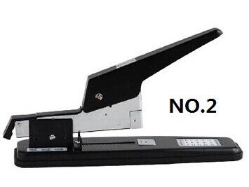 [4Y4A] 1 шт. толстый степлер руководство для степлера Металл нормальный сверхпрочный степлер