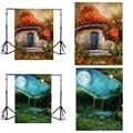 Photo Studio Fairy Tale Photography Vinyl Backdrop Screen Background 0.8*1.25m