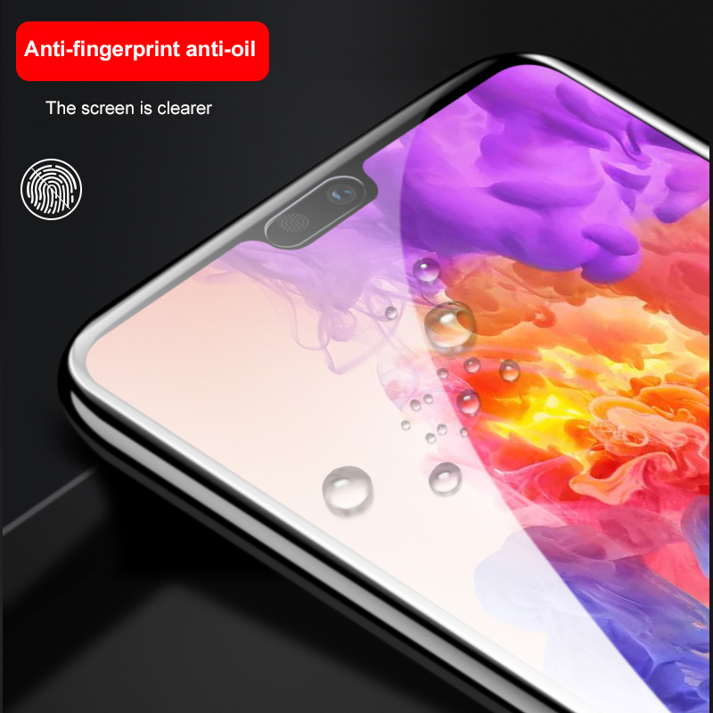 Image 5 - Tempered Glass For Huawei P30 lite P20 P10 lite Screen Protector For Huawei P30 P20 Transparent Full Cover for P10+ P20 Pro Film-in Phone Screen Protectors from Cellphones & Telecommunications