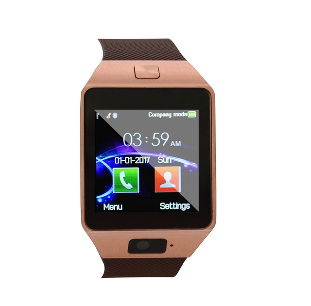 Bluetooth Sport Andriod SmartWatch Camera sim call SMS