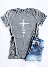 Christian T-Shirt Faith