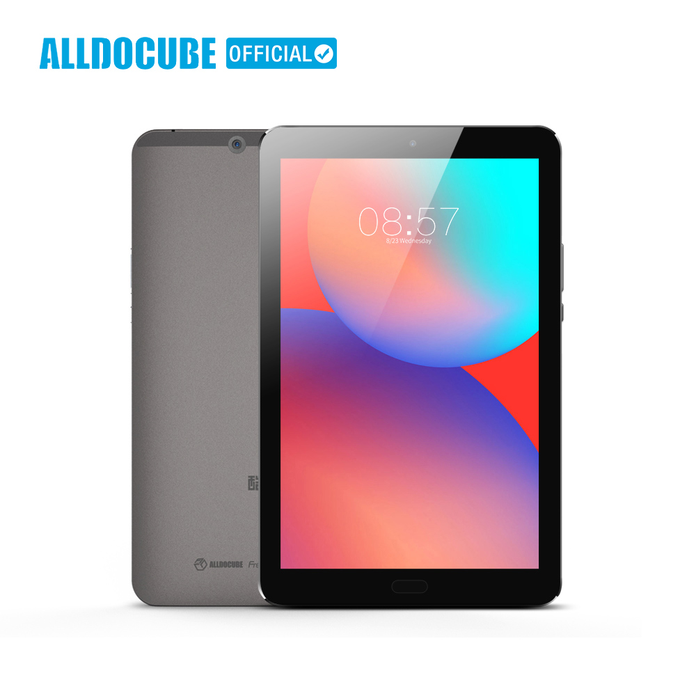 ALLDOCUBE U89 Plus Libre X9 8.9 pouces Comprimés PC 2560*1600 IPS Android 6.0 MT8173V Quad core 4 GB RAM 64 GB ROM 13MP Double Wifi 2.4G/5G