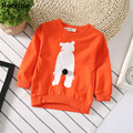 Spring Baby Clothes Baby T-shirt Long Sleeve Children 's Clothing Baby Boys Girls T-shirt O-neck Cotton Children' s T-shirt Kids