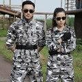 Уличная камуфляжная одежда для охоты для женщин и мужчин  военная одежда  тактическая Мультикам камуфляжная форма Ghillie  костюм Ropa Caza